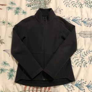 Lululemon Black Zip Up Sweater